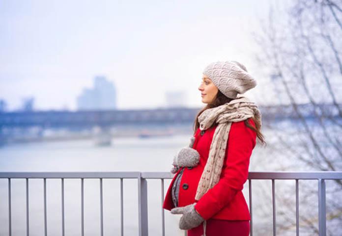 Kış gebeliğini rahat geçirmek için öneriler nelerdir?
