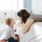 2-3 aylık bebekler için günlük rutinler