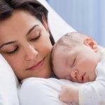 Doğum sonrası bakım