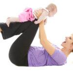 Doğum sonrası toparlanmanızı sağlayan egzersizler