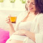 Hamilelikte bitki çaylarına dikkat
