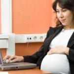 İş hayatında hamile olmak