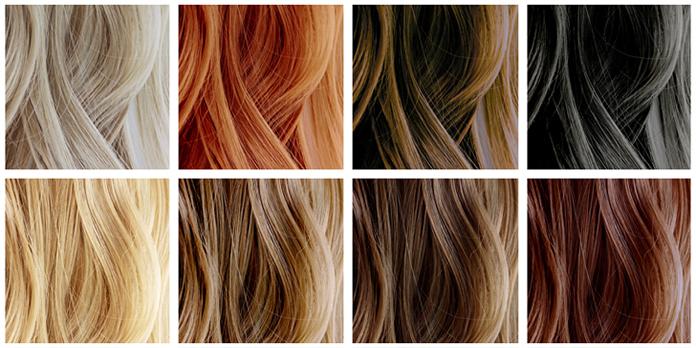Muhteşem saçlara kavuşturacak saç boyaları