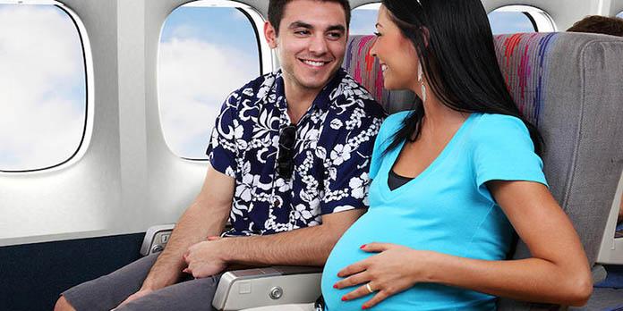 Hamilelikte seyahat edilir mi?