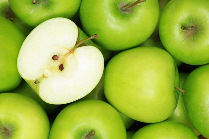 Yeşil elma yemenin faydaları