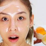 Evde yumurta akı maskesi yapın, bebek gibi cilde sahip olun!