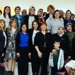 """""""Geleceğe Dokunan Anneler Projesi"""" Şanlıurfa'da toplandı"""