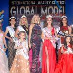 Kırımlı güzel Global Model of The World'un kraliçesi oldu