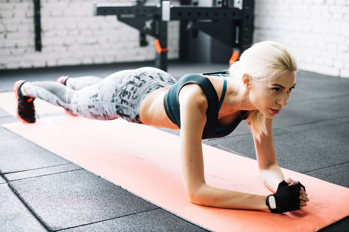 Plank hareketi nedir, evde nasıl yapılır?
